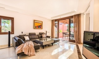 Beautiful frontline beach penthouse for sale on the New Golden Mile, in Estepona - Marbella 7