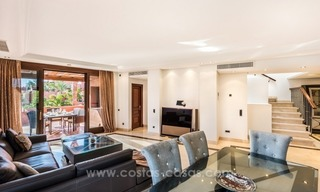 Beautiful frontline beach penthouse for sale on the New Golden Mile, in Estepona - Marbella 5