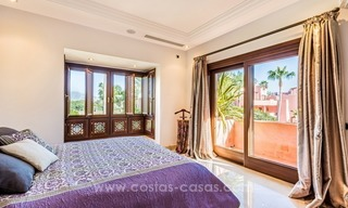 Beautiful frontline beach penthouse for sale on the New Golden Mile, in Estepona - Marbella 12