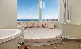 New luxury modern penthouses and apartments for sale in Benalmadena, Costa del Sol 9