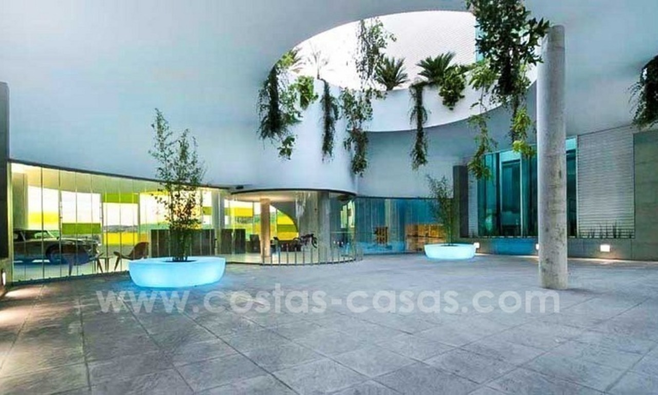 New luxury modern penthouses and apartments for sale in Benalmadena, Costa del Sol 13