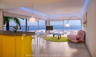 New luxury modern penthouses and apartments for sale in Benalmadena, Costa del Sol 4