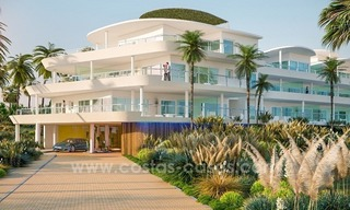 New luxury modern penthouses and apartments for sale in Benalmadena, Costa del Sol 0