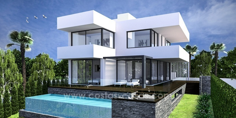 for sale marbella east beachside new modern turnkey villa. Black Bedroom Furniture Sets. Home Design Ideas