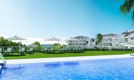 New luxury modern apartments for sale in Mijas golf resort, Costa del sol 3