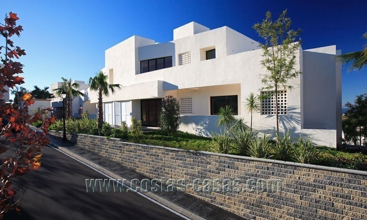 Luxury Modern Penthouse For Sale in Marbella 20
