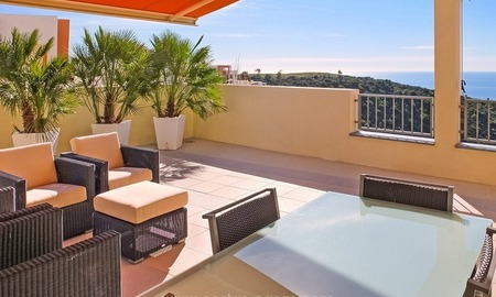 Luxury Modern Penthouse For Sale in Marbella 1