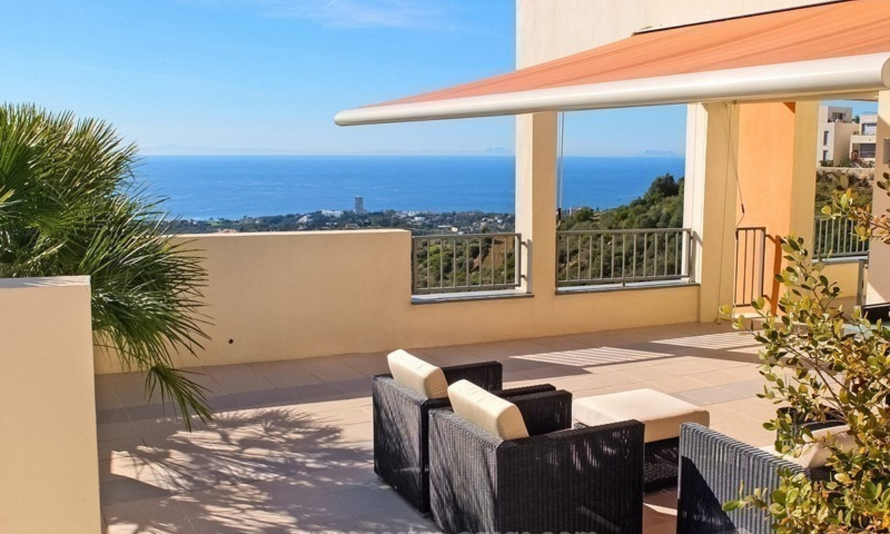 Luxury Modern Penthouse For Sale in Marbella 0
