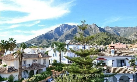 Cozy, partly renovated villa for sale in Marbella town 1