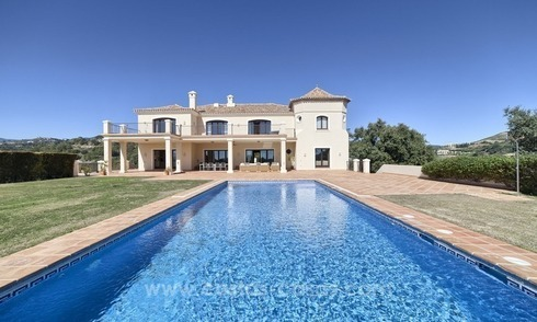 Stylish quality villa for sale in the Marbella Club Golf Resort, Benahavis