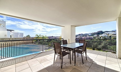 For Sale: 2 Top Quality Modern Contemporary Apartments on a Golf Resort in Benahavís – Marbella