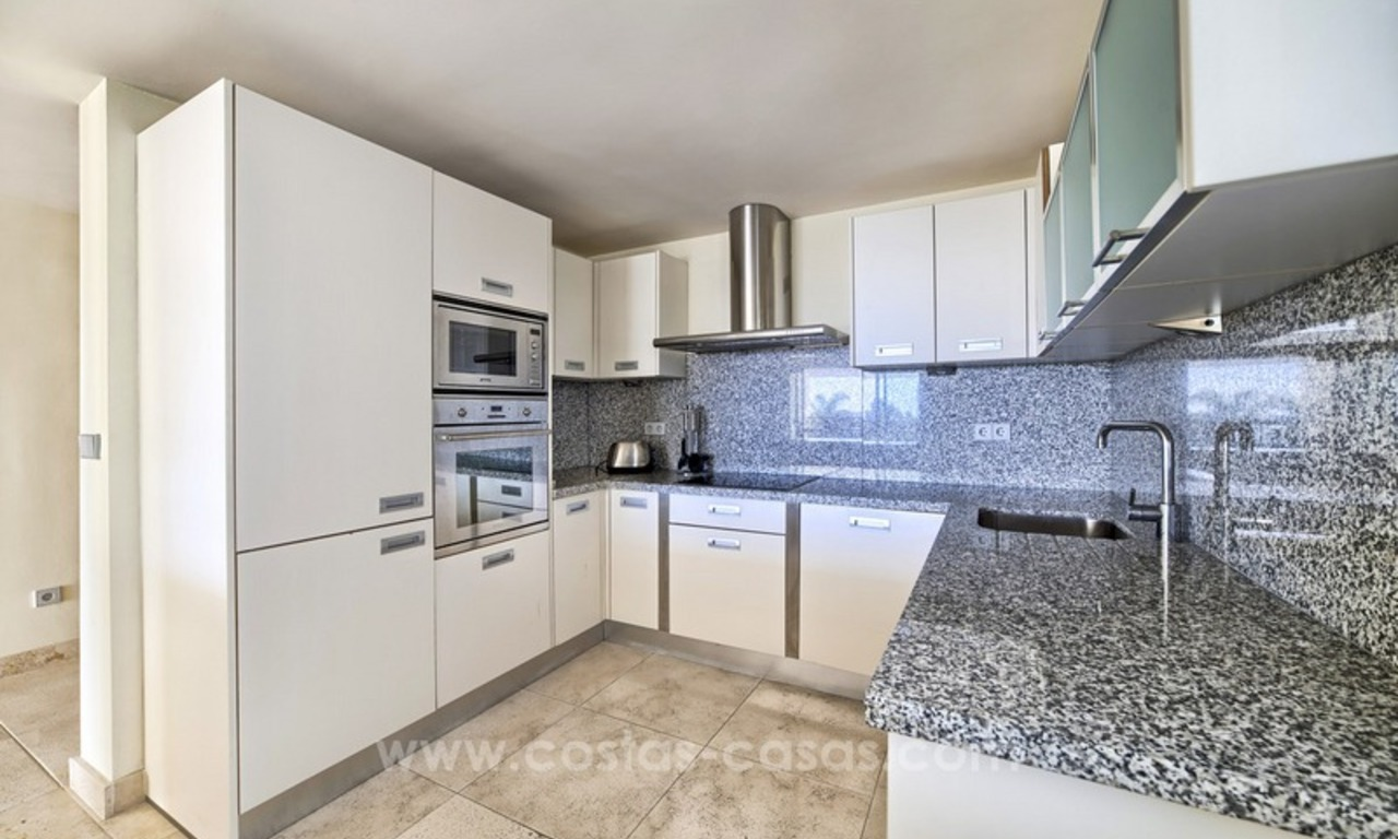For Sale: 2 Top Quality Modern Contemporary Apartments on a Golf Resort in Benahavís – Marbella 4