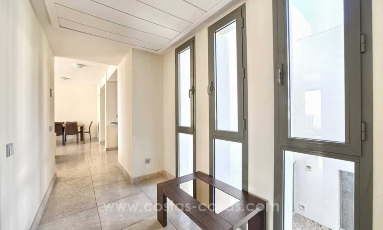 For Sale: 2 Top Quality Modern Contemporary Apartments on a Golf Resort in Benahavís – Marbella 5