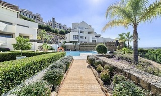 For Sale: 2 Top Quality Modern Contemporary Apartments on a Golf Resort in Benahavís – Marbella 12