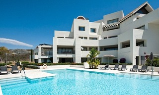 For Sale: 2 Top Quality Modern Contemporary Apartments on a Golf Resort in Benahavís – Marbella 14