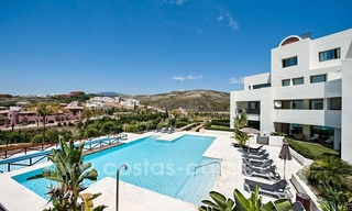 For Sale: 2 Top Quality Modern Contemporary Apartments on a Golf Resort in Benahavís – Marbella 15