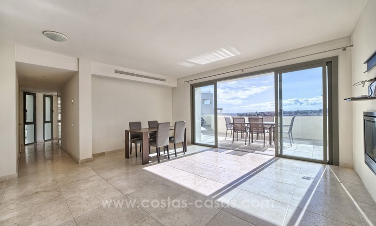 For Sale: 2 Top Quality Modern Contemporary Apartments on a Golf Resort in Benahavís – Marbella 19