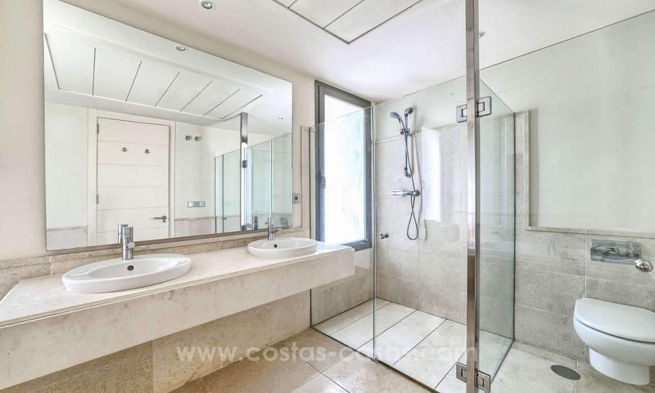 For Sale: 2 Top Quality Modern Contemporary Apartments on a Golf Resort in Benahavís – Marbella 26