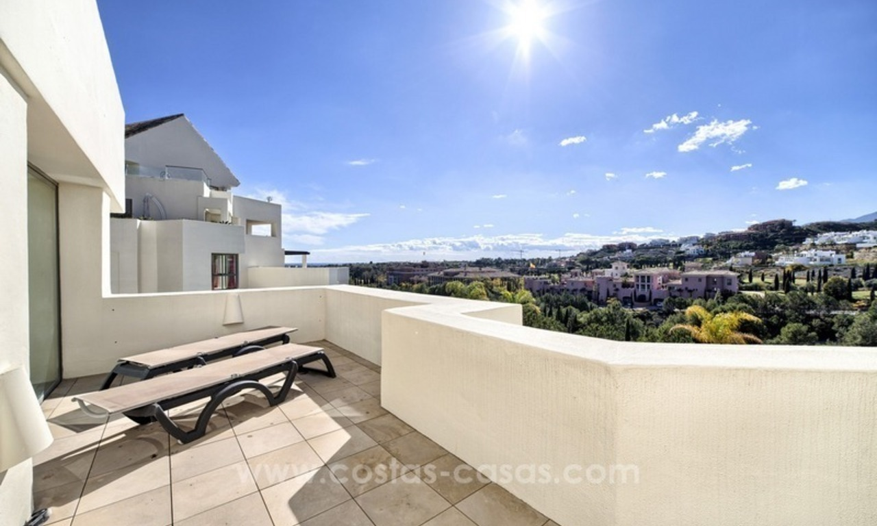 For Sale: 2 Top Quality Modern Contemporary Apartments on a Golf Resort in Benahavís – Marbella 18