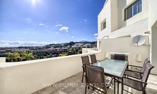 For Sale: 2 Top Quality Modern Contemporary Apartments on a Golf Resort in Benahavís – Marbella 17