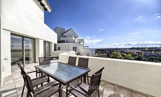 For Sale: 2 Top Quality Modern Contemporary Apartments on a Golf Resort in Benahavís – Marbella 16