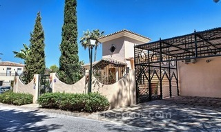 Exclusive frontline golf villa for sale, first line Golf, Nueva Andalucia, Marbella 8