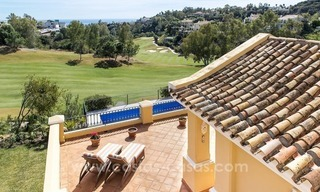 Large frontline golf villa for sale in Nueva Andalucía, Marbella 1