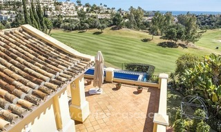 Large frontline golf villa for sale in Nueva Andalucía, Marbella 2