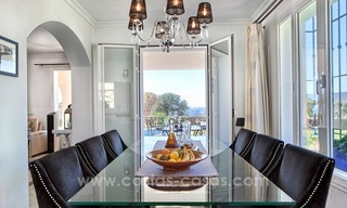 Luxury villa with amazing views for sale above the Golden Mile, Marbella 14