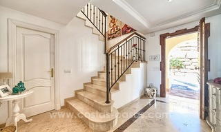 Luxury villa with amazing views for sale above the Golden Mile, Marbella 18