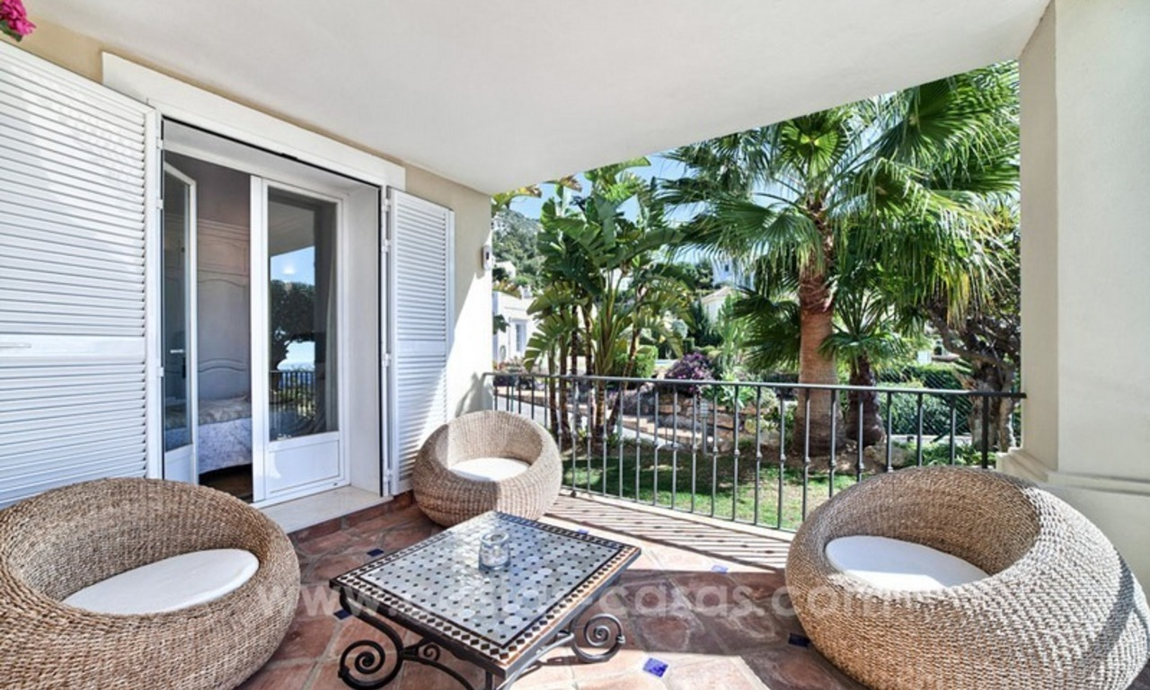 Luxury villa with amazing views for sale above the Golden Mile, Marbella 26
