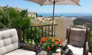 Luxury villa with amazing views for sale above the Golden Mile, Marbella 12
