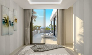 Modern designer apartments near to beach for sale between Estepona - Marbella 5602