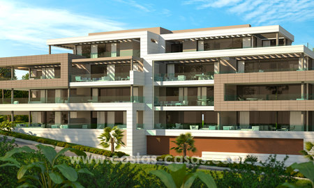 Modern Designer Apartments Near To Beach for sale in Estepona - Marbella 5598