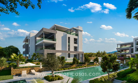 Modern Designer Apartments Near To Beach for sale in Estepona - Marbella 5599