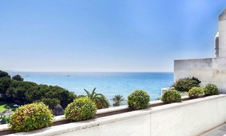 Luxury Penthouse apartment for sale, beachfront Golden Mile - Marbella centre 3