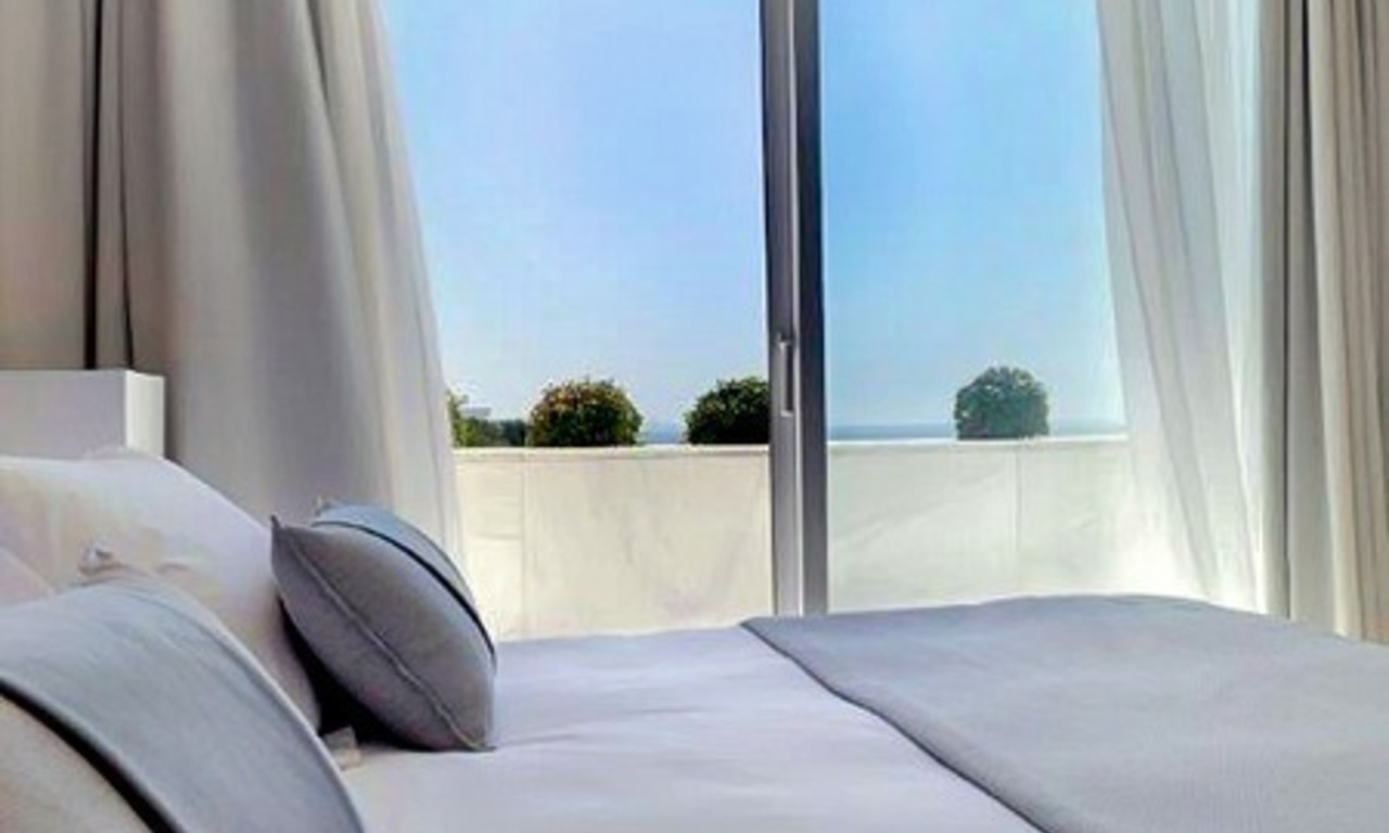 Luxury Penthouse apartment for sale, beachfront Golden Mile - Marbella centre 10