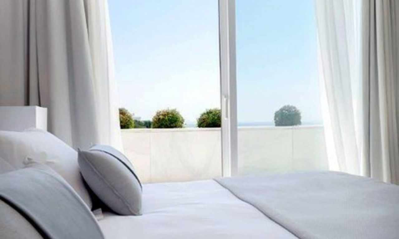Luxury Penthouse apartment for sale, beachfront Golden Mile - Marbella centre 7