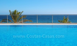 Luxury Penthouse apartment for sale, beachfront Golden Mile - Marbella centre 16