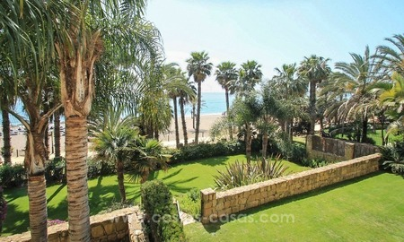 Beachfront apartment for sale, frontline Golden Mile - Marbella 1
