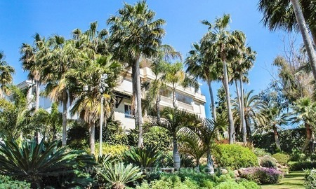 Beachfront apartment for sale, frontline Golden Mile - Marbella 3
