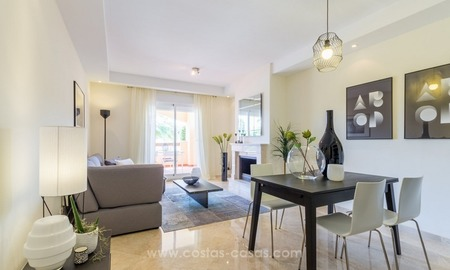 For Sale in Nueva Andalucía, Marbella: Apartments and Penthouses 2
