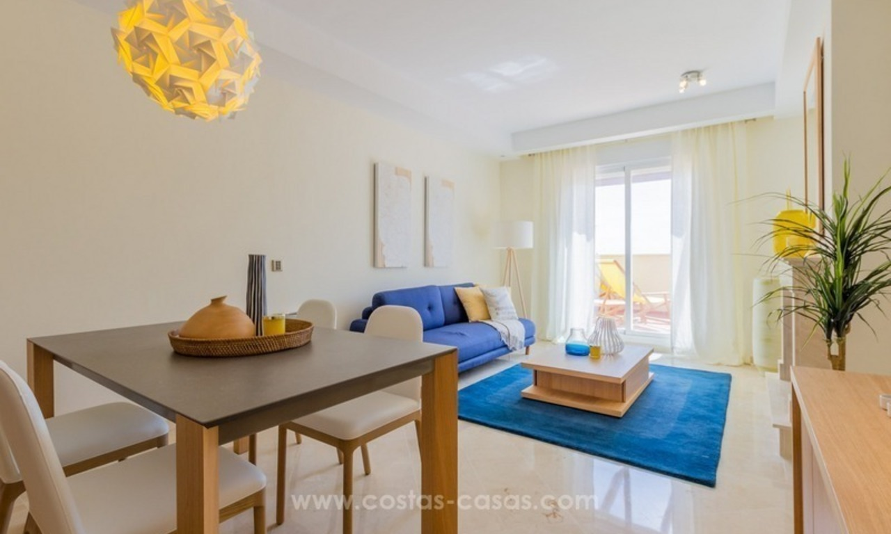 For Sale in Nueva Andalucía, Marbella: Penthouses and Apartments 5