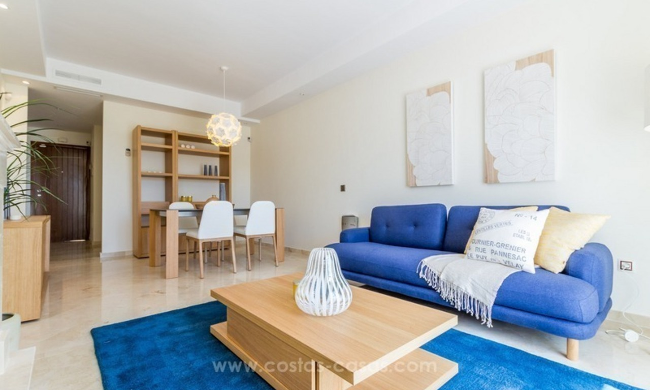 For Sale in Nueva Andalucía, Marbella: Penthouses and Apartments 8
