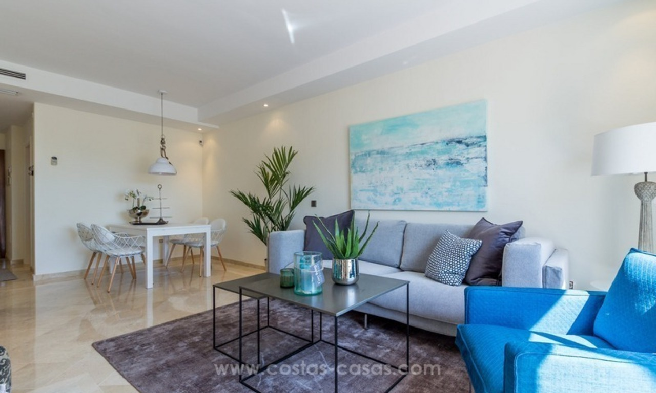 For Sale in Marbella - Nueva Andalucía: Penthouses and Apartments 6