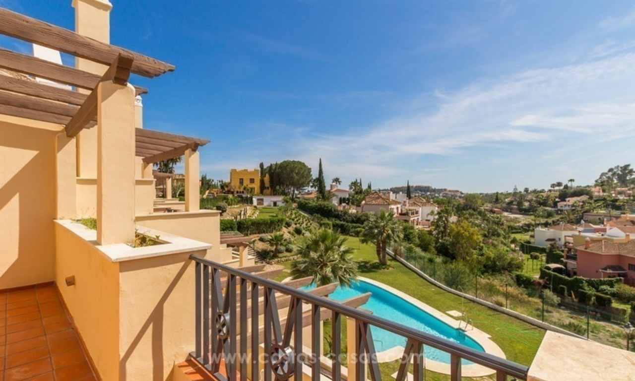 For Sale in Marbella - Nueva Andalucía: Penthouses and Apartments 2