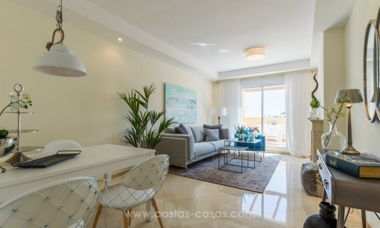 For Sale in Marbella - Nueva Andalucía: Penthouses and Apartments 5