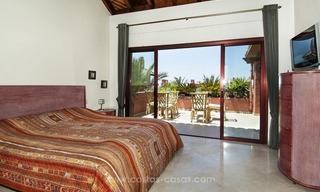 Luxury beachfront penthouse apartment for sale on the New Golden Mile between Marbella and Estepona 29