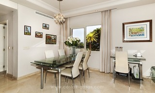 Luxury beachfront penthouse apartment for sale on the New Golden Mile between Marbella and Estepona 37