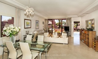 Luxury beachfront penthouse apartment for sale on the New Golden Mile between Marbella and Estepona 22